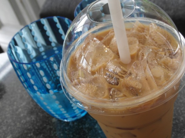 iced-coffee-and-water